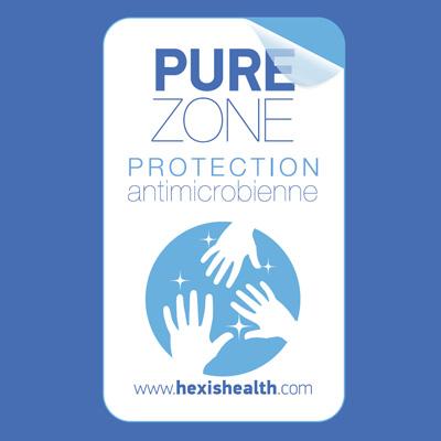 Protection anti microbienne des locaux