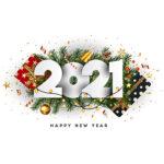 Bonne année 2021 !! et quelques mots...