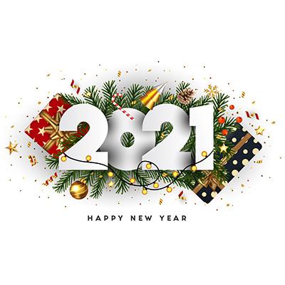 Bonne année 2021 !! et quelques mots…